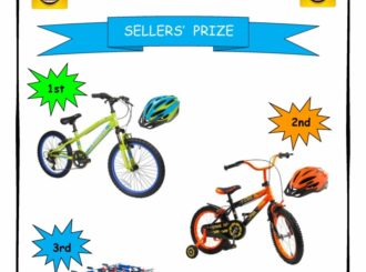 Sellers Prize Poster