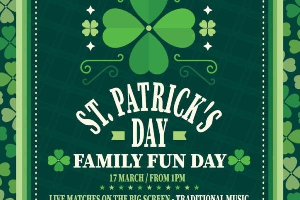 Con Magees GAC:  St. Patrick's Day 2019 & Spring Leagues