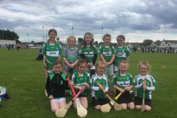 Young Hurlers & Camogs