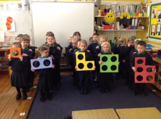 Fun with Numicon