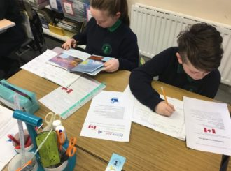 Y7:  Literacy - Research