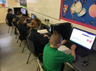 Y7:  ICT - Research