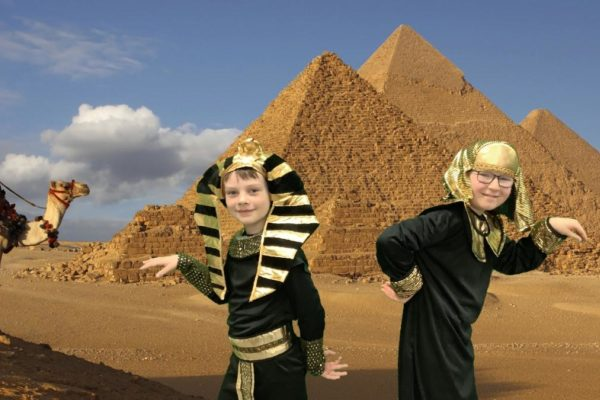 Egyptian Day in Year 5