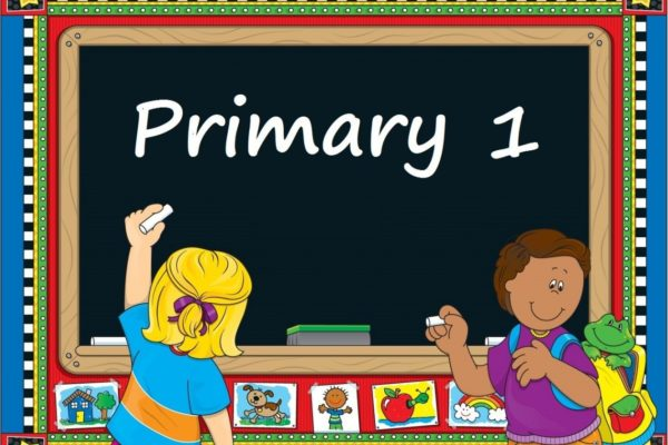 Primary 1 Learning at Home Pack 3
