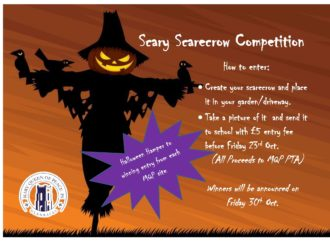 Scary Scarecrow Competition 2020 Update