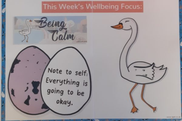 Well Being Wednesday:  Everything is Going to be OK