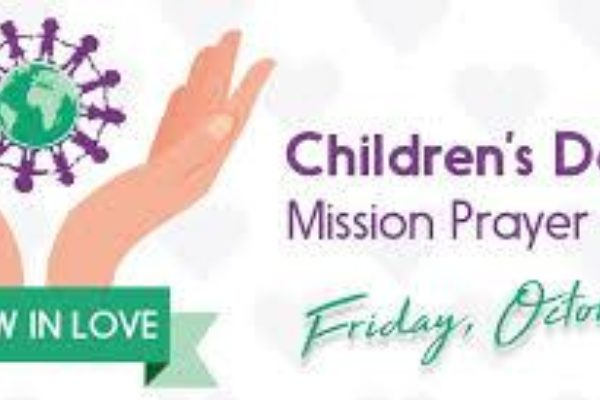 Children's Day of Mission Prayer 2018