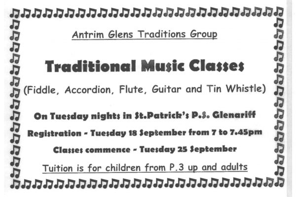 Antrim Glens' Traditional Group