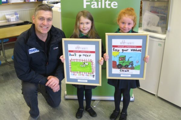 Farm Safety HSENI Calendar Winners