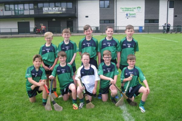 Primary Schools' County Hurling Final 2018