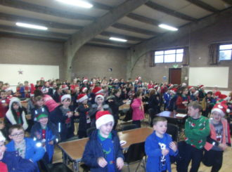 12 Days of Christmas performed by Y3-7