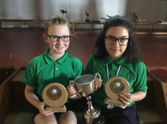 Winners of Contribution to School Life Award