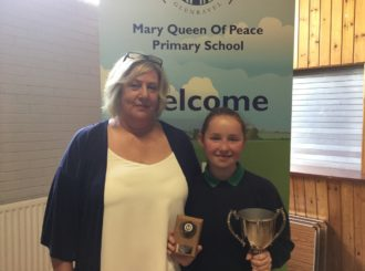 Prize Day 2019:  Contribution to School Life Award