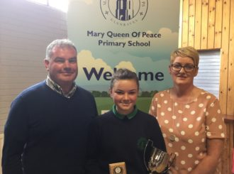 Prize Day 2019:  Sports Girl of the Year