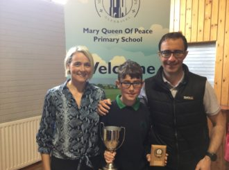 Prize Day 2019:  Sports Boy of the Year