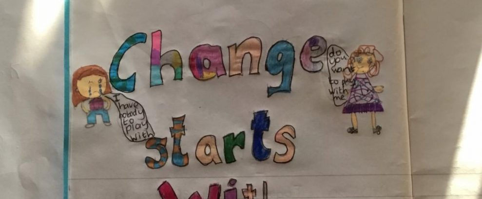 Change Starts with Kindness